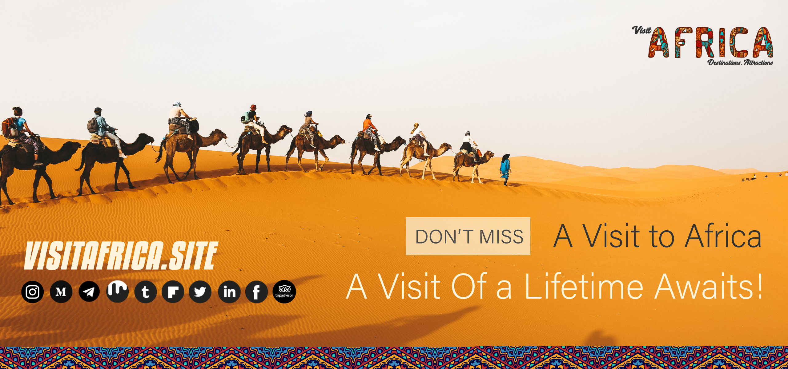 Visit Africa Official Site - Ultimate Tourism and Travel Destination