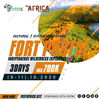 3Day Fort Portal Cultural, Nature and UrbanLife Tour Adventure - October, 2020.
