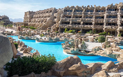 Hurghada is packed with top vacation and holiday resorts and hotels