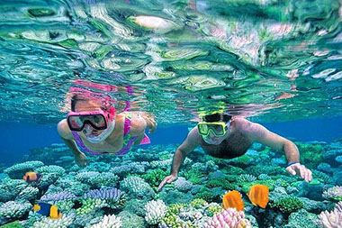 Scubadiving, Boat rides and fun at the beaches are key activities in Hurghada