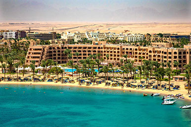 Hurghada is Egypt's famous resort beach city