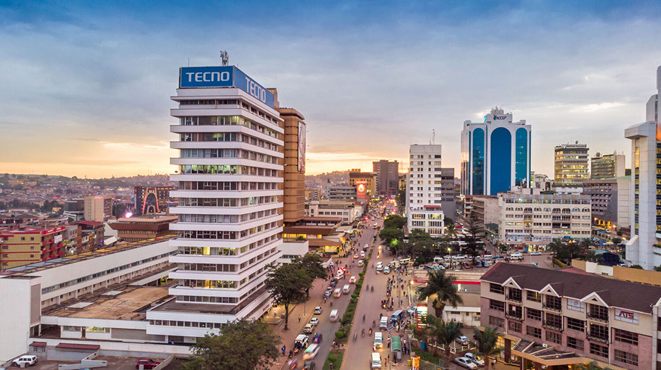 Kampala is the Capital city of Uganda, The Pearl of Africa