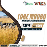 3Day Lake Mburo Wildlife and Nature Tour Experience - Ocotber, 2020.