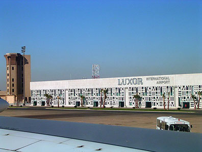 The Luxor International Airport