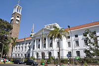 Nairobi City Hall Building in Nairobi City, Kenya