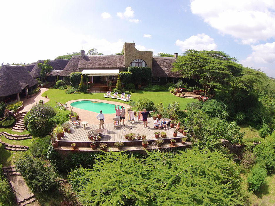 Kenya has some of the finest accommodation options in East Africa