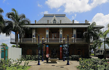 Blue Penny Museum in Port Louis City, Mauritius