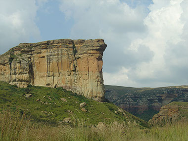 A national park known for it's breathtaking Cliff scenery, South Africa