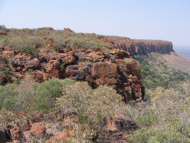Known for its unique mountain plateaus, Waterberg Plateau Park is a place to be